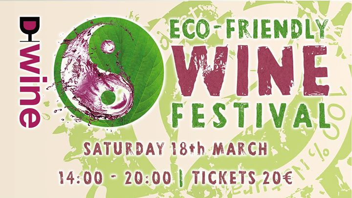 Eco-Friendly Wine Festival