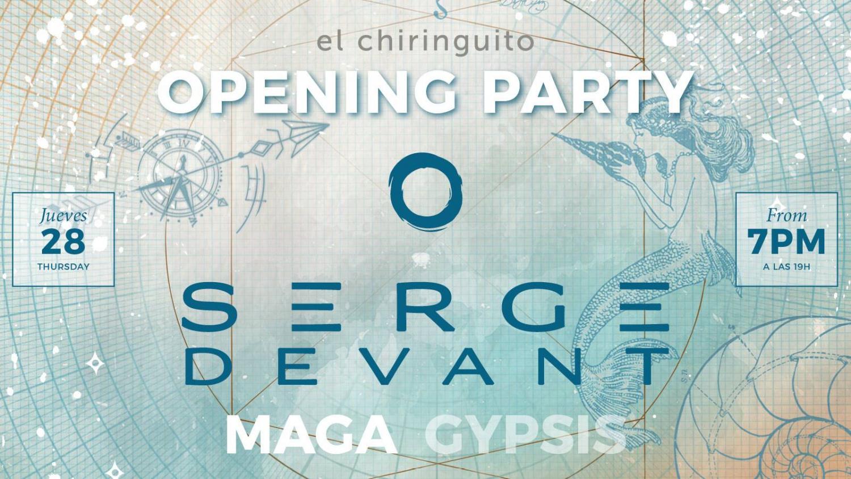 El Chiringuito Marbella Season Opening Party