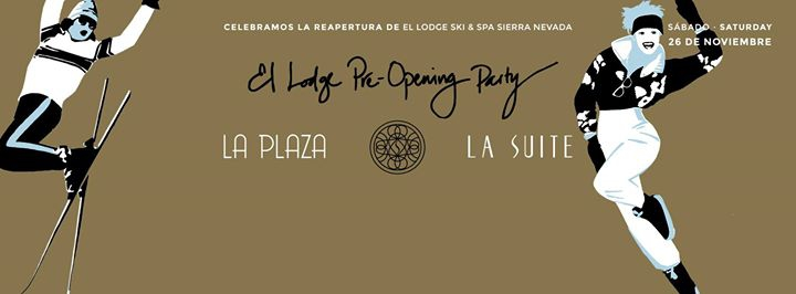 El Lodge Pre-Opening Party