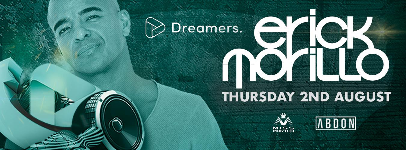 Erick Morillo at Dreamers