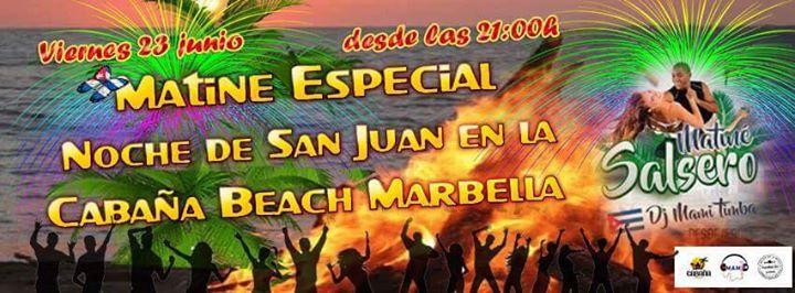 Especial Noche de San Juan con Dj MamiTimba