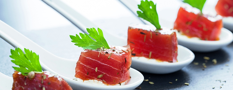 Experience El Ronqueo del Atun at the Kempinski