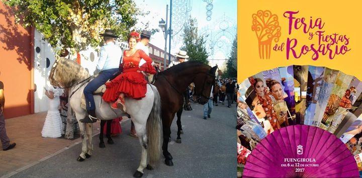 Feria del Rosario Fuengirola 2017