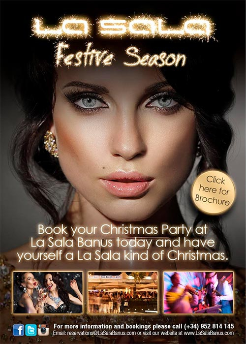 Festive Season 2016 with La Sala