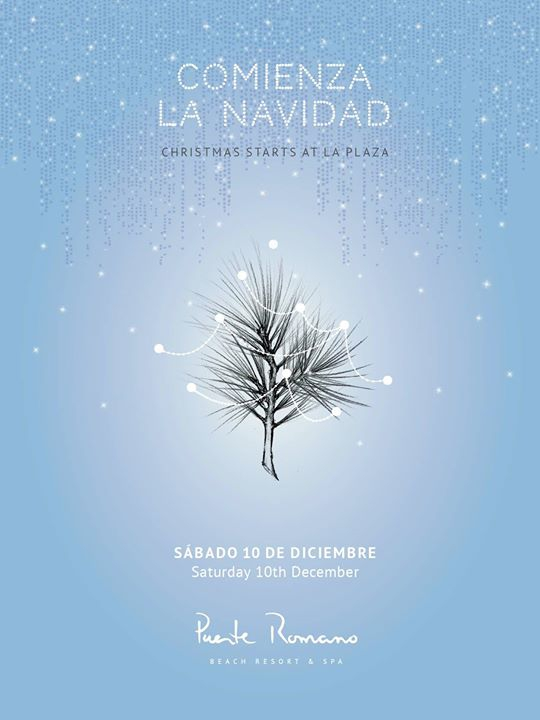 Festive Season Opening at La Plaza