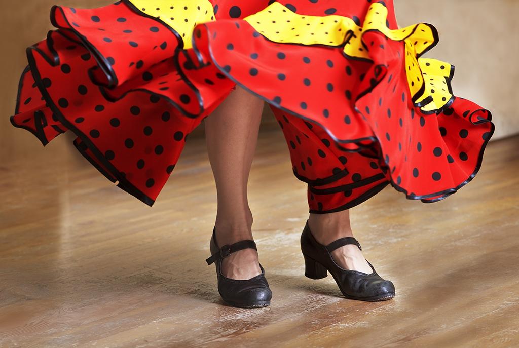 Flamenco evening at Kempinski Hotel Bahia