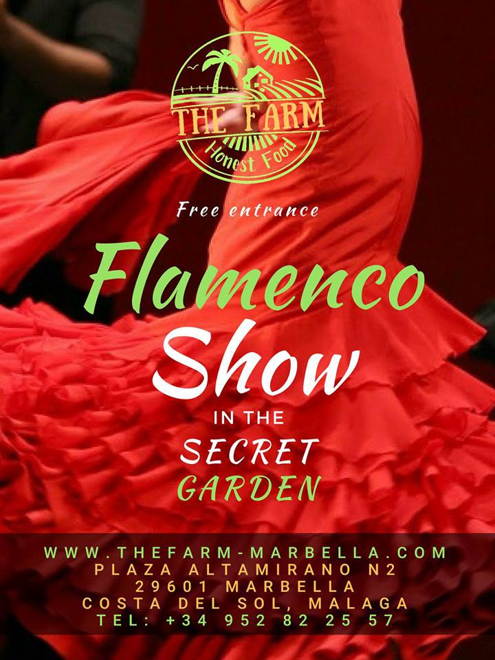 Flamenco Show - Free