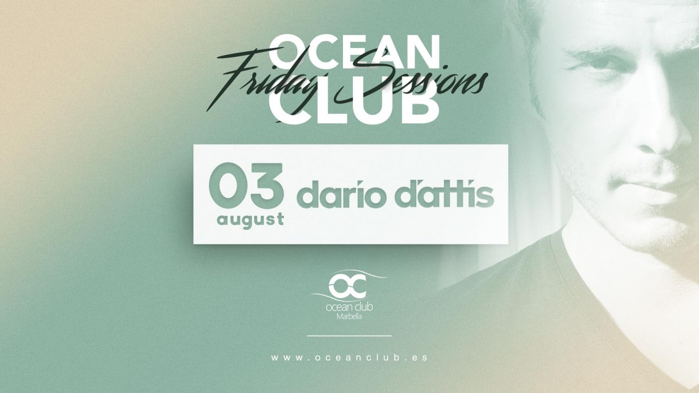Friday Sessions Dario D'attis