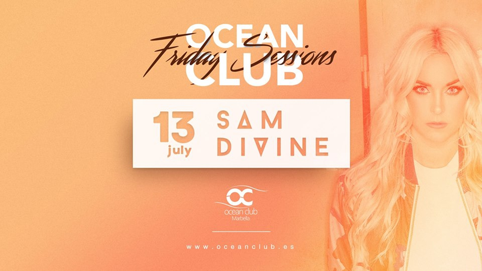 Friday Sessions Sam Divine