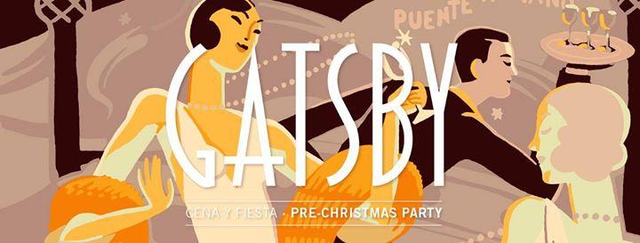 Gatsby Pre-Christmas Party