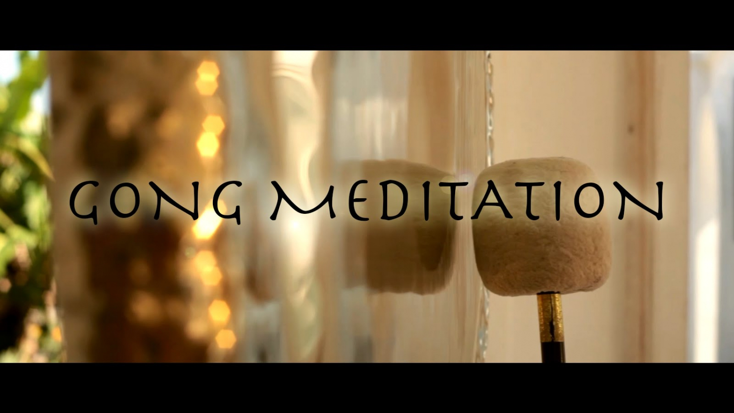 Gong Meditation with Christine Heckel