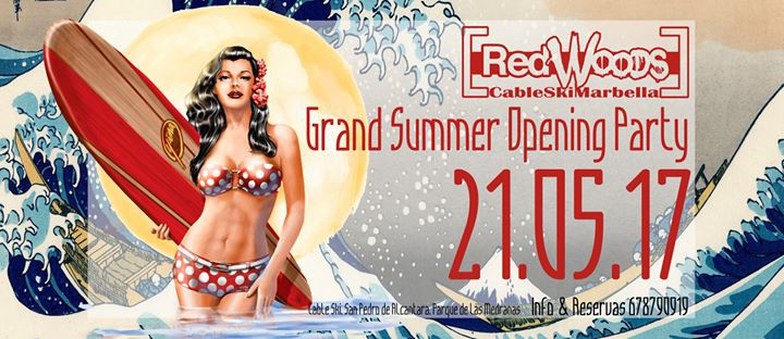 Grand Summer Opening Party