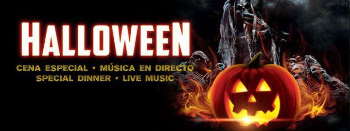 Halloween 2016 Alanda Club Marbella