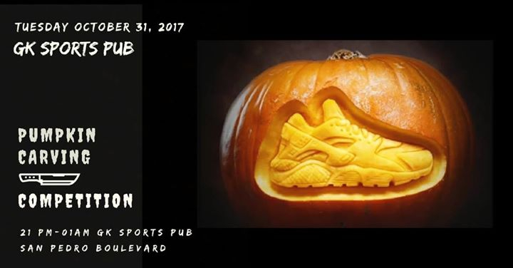 Halloween at GK Sports Pub