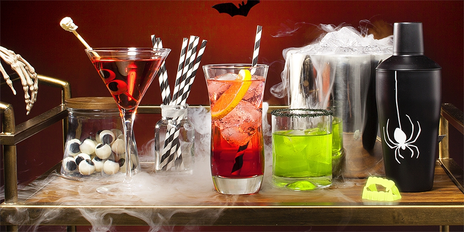Halloween Cocktail party for Triple A