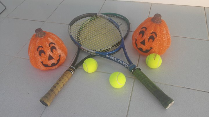 Halloween Tennis Play Day in Royal Tennis Club