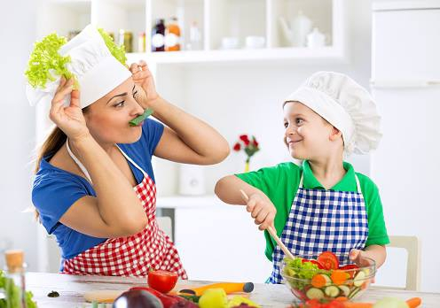 Healthy and Tasty Cooking