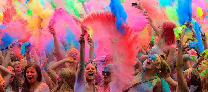 Holifest Colours Festival 2017