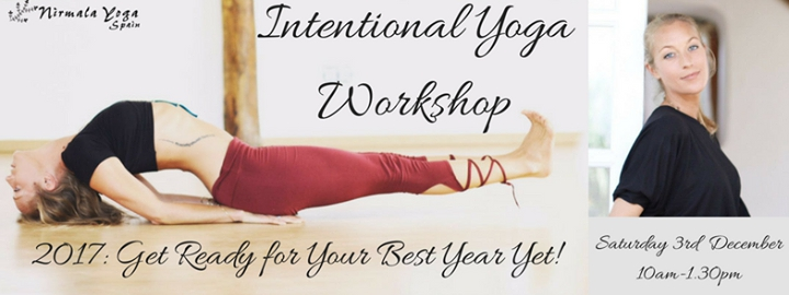 Intentional Yoga Workshop
