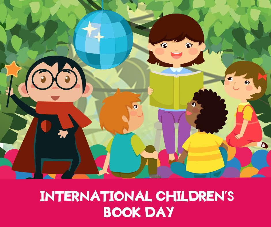 International Children's Book Day Mundo Mania