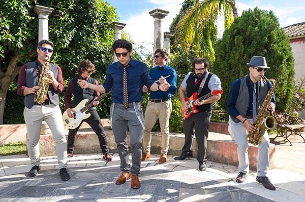 Jackie Brown Band at La Sala