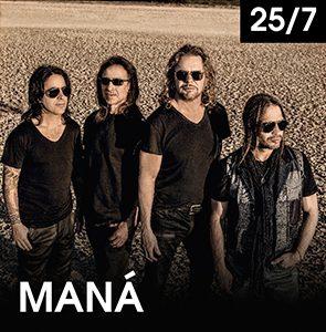 Maná - Starlite Festival 2018