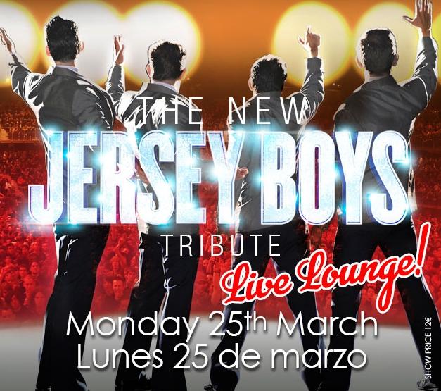 Jersey Boys Tribute at La Sala