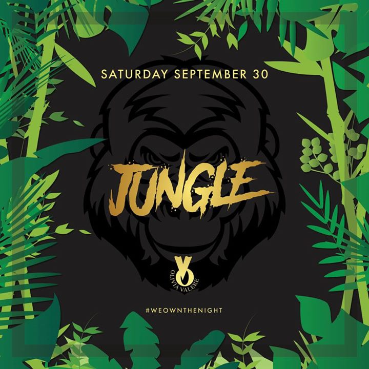 Jungle • September 30th