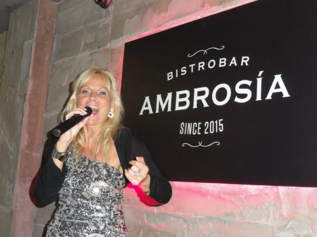 Karen Danzig Sings! -Good Friday 30th March at Ambrosia