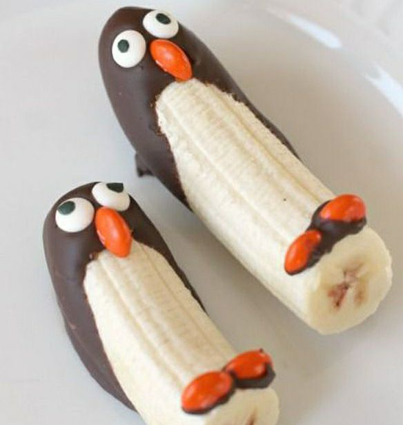 Kids Culinary Class - Frozens Banana Penguins € 10