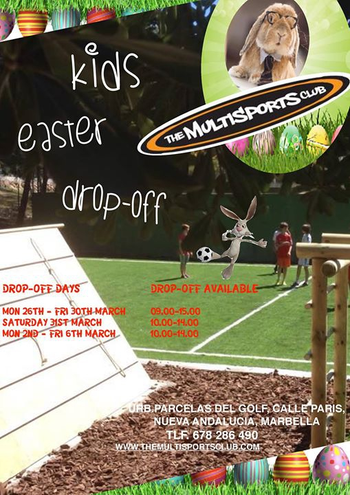 Kids' Easter Drop-Off