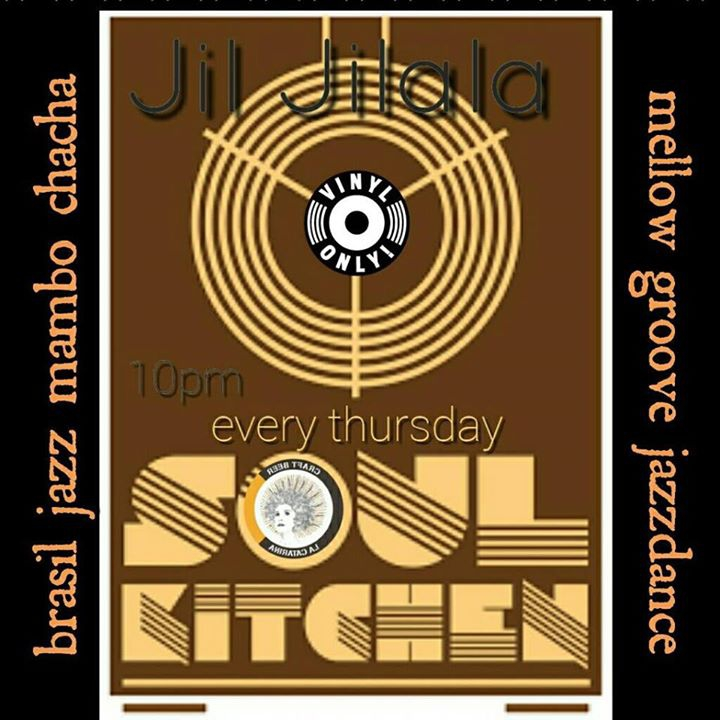 La Catarina Soul Jazz Kitchen 10/08