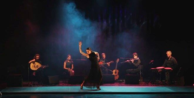 La Cult : Flamenco Soiree : Vandalus New World