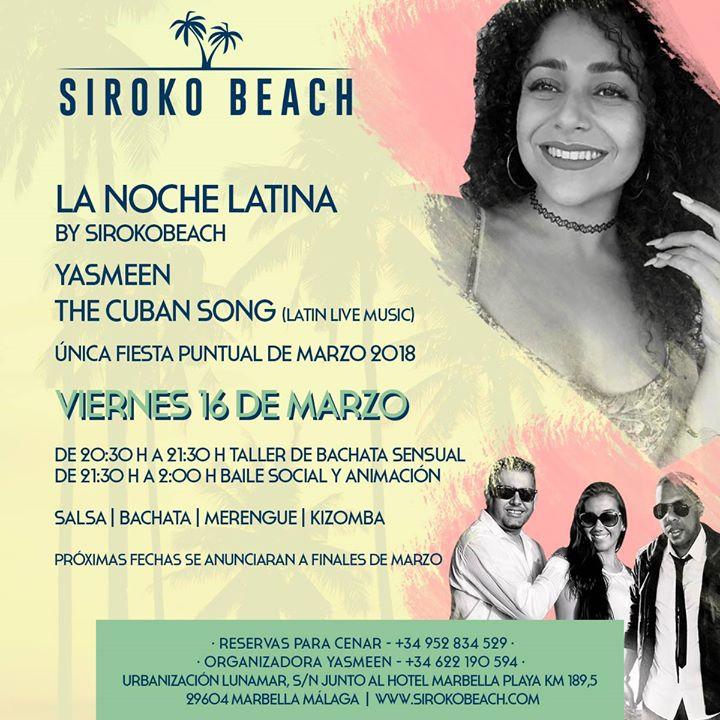 La Noche Latina by SirokoBeach