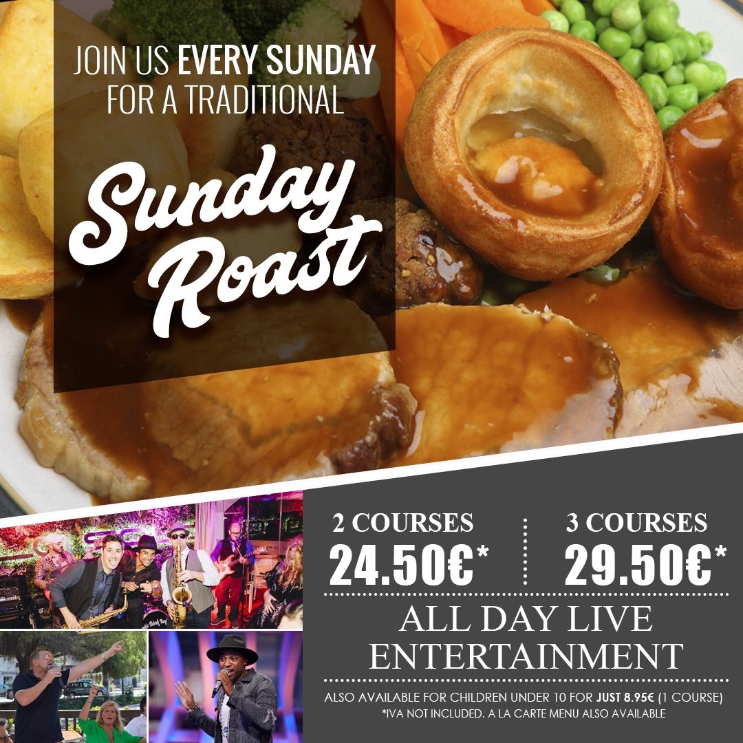 La Sala Sunday Roast
