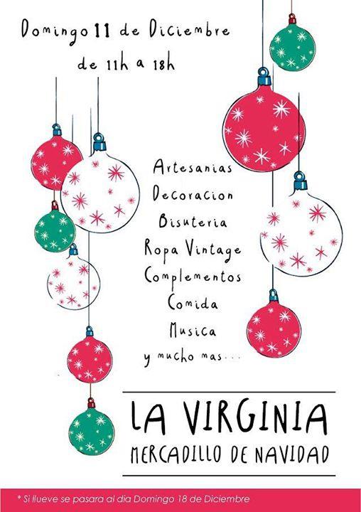La Virginia Mercadilla de Navidad / Christmas Mark