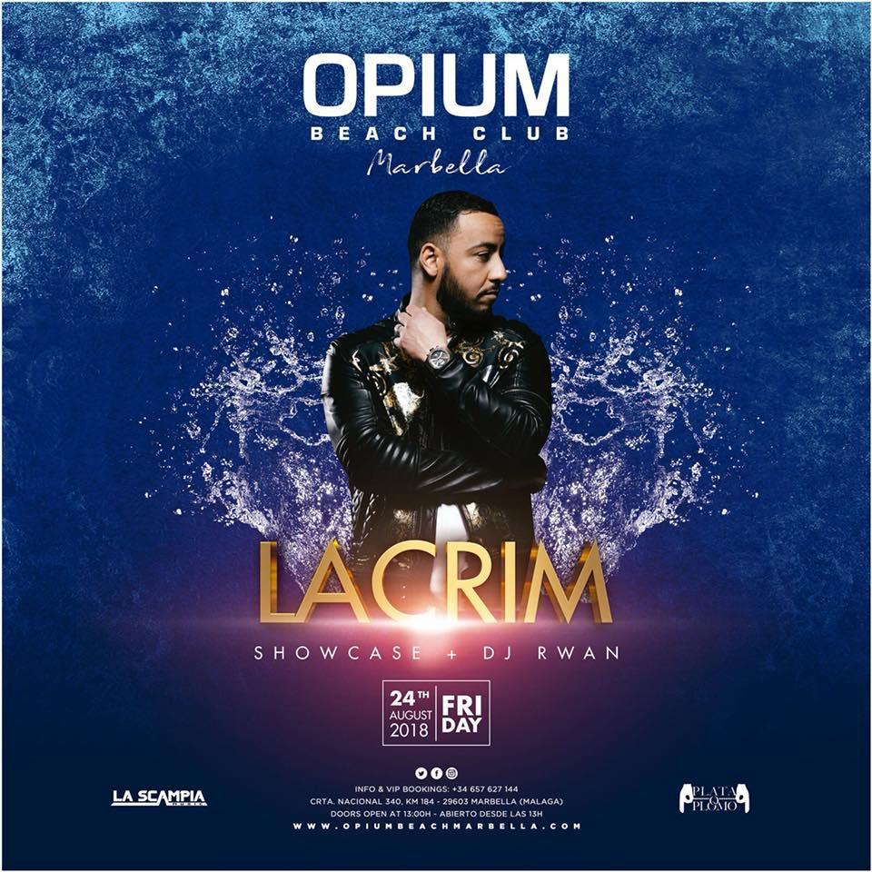Lacrim Live