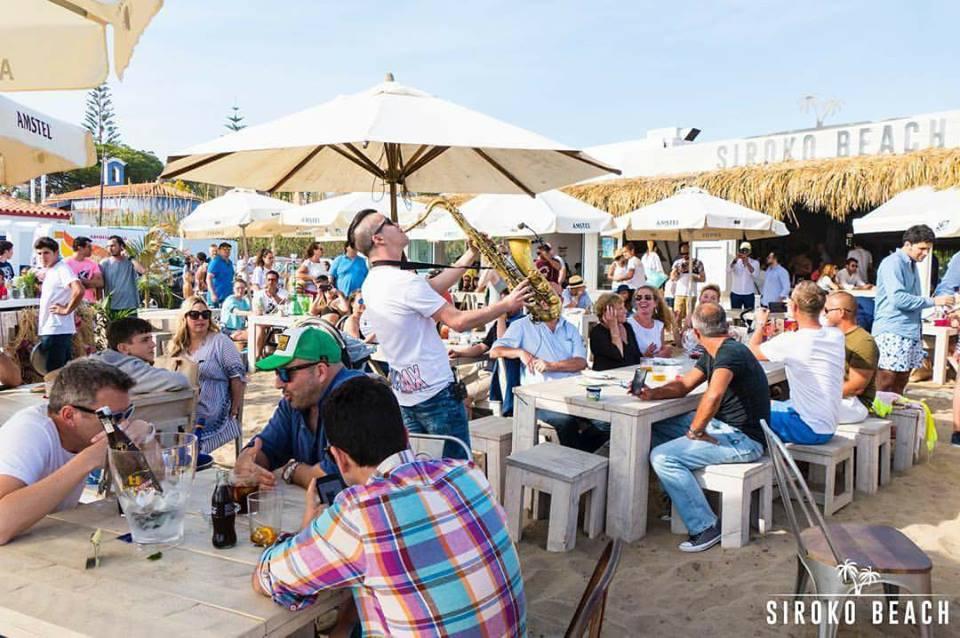 Live Music at Siroko Beach