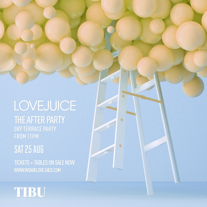 Love Juice After Party