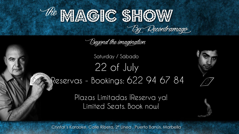 Magic Show Marbella