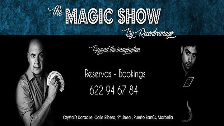 Magic Show Marbella by Recontramago