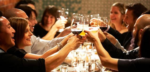 Make new friends on our dinner for expats living in Marbella!
