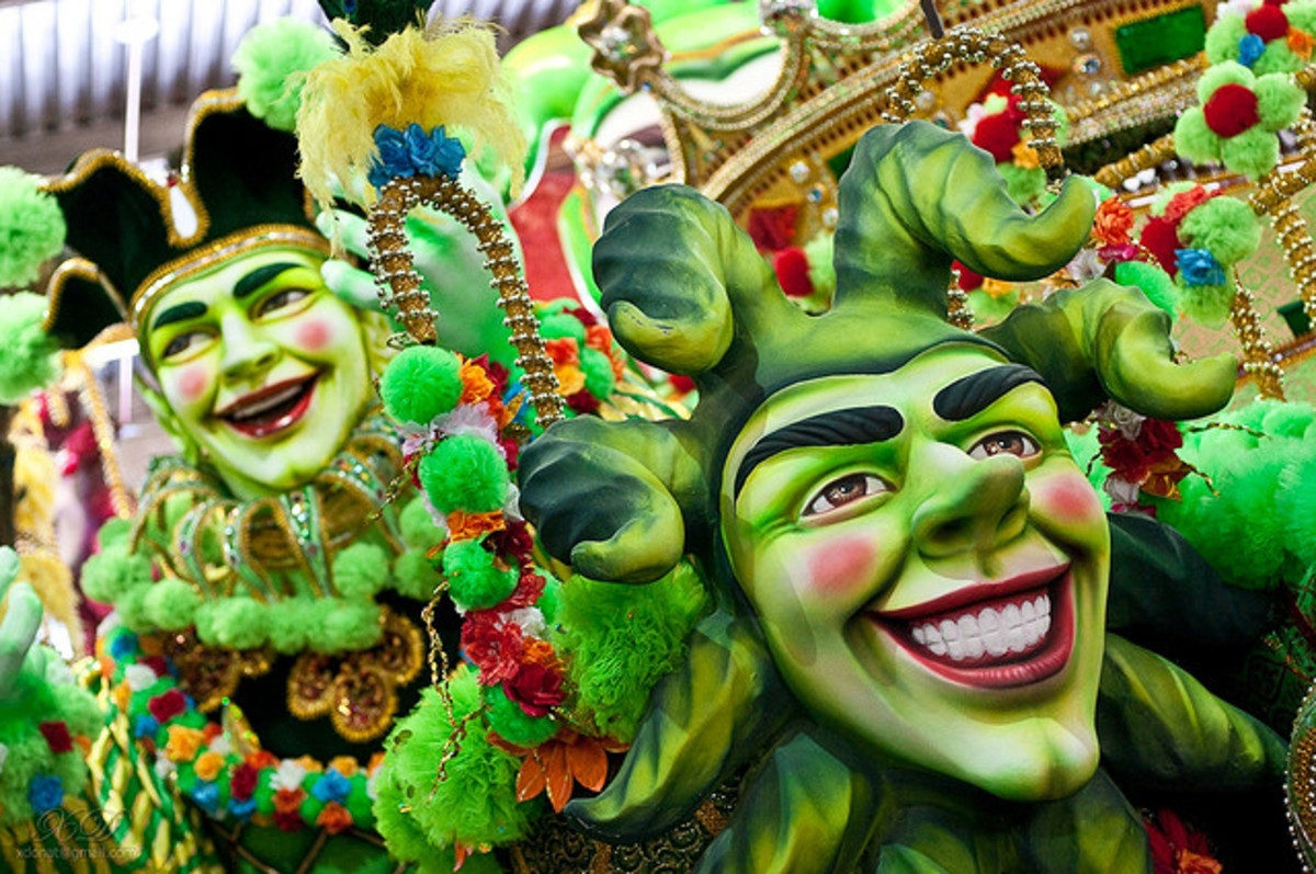 Marbella Carnival 2017