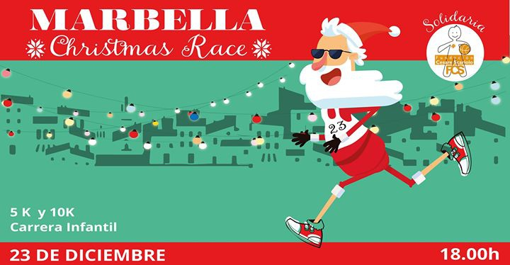 Marbella Christmas Race Solidaria