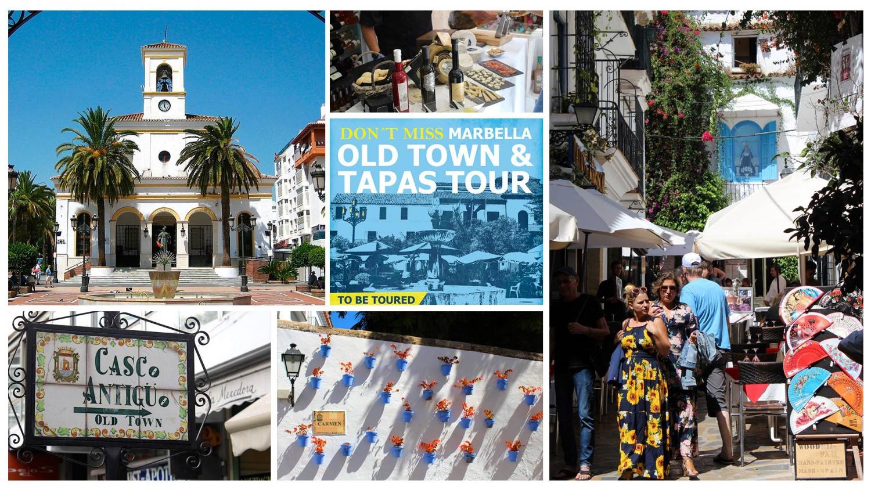 Marbella Old Town & Tapas Tour