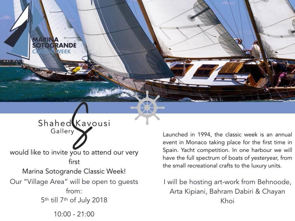 Marina Sotogrande Classic Week
