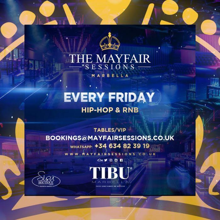 Mayfair Sessions at Tibu