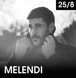 Melendi - Starlite Festival 2018