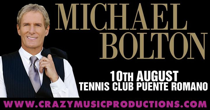Michael Bolton - Marbella