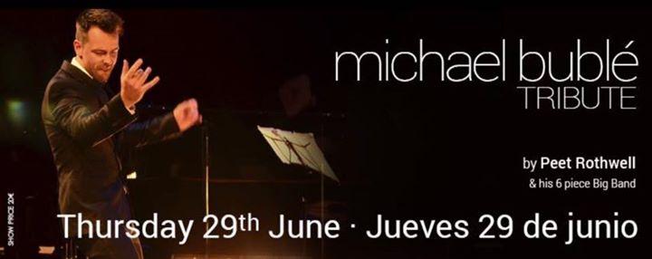 Michael Buble Tribute